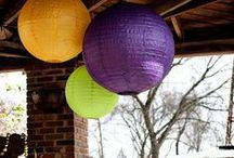 Mardi Gras Decoration Ideas / Decorating for Mardi Gras? Here are some helpful decorating tips that you can use!