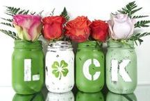 St. Patrick's Day / St. Patrick's Day Decoration Inspirations and Ideas