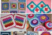 CROCHET LOVE - MOTİFS