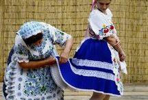 Folk costume and dance