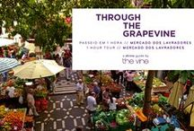 Find Out - Mercado dos Lavradores / PT // Through the Grapevine é uma série de guias turísticos de 1 hora, destinados aos viajantes em movimento! Neste guia, vamos descobrir um dos mais famosos locais da cidade - o Mercado dos Lavradores.   EN // Through the Grapevine is a series of 1-hour tour guides, destined for the traveler on-the-go! On this guide, we're off to discover one of the most famous spots of our city - the Farmer's Market, known as Mercado dos Lavradores.