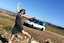 """#4 Asturies from Biarritz. / """"Si le Paradis existe sur terre, il se trouve là"""" Paroles de Campeur. Le climat des Asturies est océanique, très humide toute l'année avec des hivers très doux et des étés moins chauds que dans le reste de l'Espagne. Les gelées sont très rares en plaine, de même que les jours de canicule. Hiking Picos de Europa et des plages paradisiaques."""