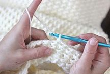 Crochet - Tutorials/Stiches