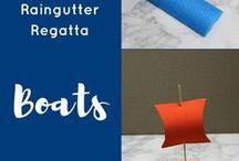 Raingutter Regatta | Cub Scouts / Find cool ideas and tips for your pack's next Cub Scout Raingutter Regatta.