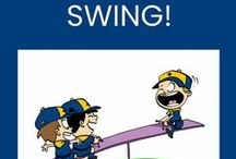 Swing! Nova Award | Cub Scouts / Swing!  is one of the Cub Scout Nova Award modules. Nova is an award that focuses on STEM, science, technology, engineering and math.