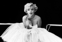 Marilyn / by Denise Petrovic