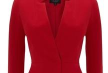 blusas e casacos