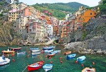 Cinque Terre, Italy / Immerse yourself in Liguria, a spectacular coastal region of NW Italy; historically rich with a unique wild beauty. Each of the five little towns that make up the Cinque Terre have their own charm. With plenty of walking, there's no reason to feel guilty indulging in the fab food! Join us May 15th 2018. For more details visit our website www.womensholidays.com or email info@womensholidays.com