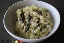 Pasta, rice dishes and soups (Primi Piatti) / Pasta, rice dishes and soups - the first course for a traditional italian meal