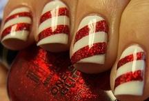 Christmas NAILs - By Nina Maria
