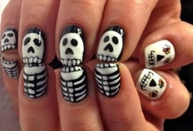 Halloween NAILs - By Nina Maria