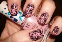 Lace NAILs - By Nina Maria