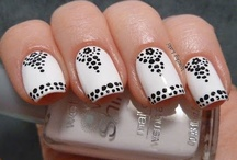 Black & White NAILs - By Nina Maria