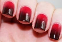 Red NAILs - By Nina Maria
