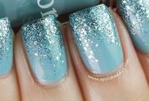 Glitter NAILs - By Nina Maria