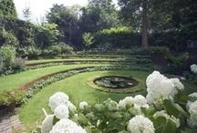 Tuin met ronde vormen / Tuin met ronde vormen - Esselink Hoveniers