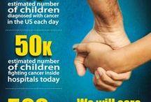 Shine A Light on Pediatric Cancer