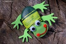 Grenouille  / by Corinne L'Her
