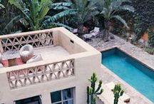 ARCHITECTURE | Garden | Balcony