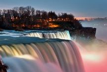 Travel: Waterfalls