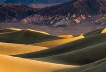 Travel: Sand Dunes