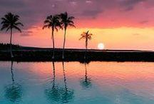 Travel: Sunset