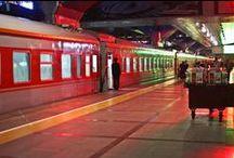 Travel: Train Stations