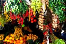 Travel:  Fruit Stand