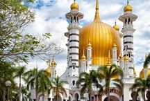Travel:  Mosques