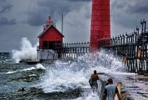 Travel:  Lighthouses
