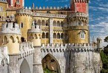Travel:  Palaces