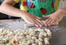 Cooking the Italian way / Articles about cultural aspects of Italian cooking