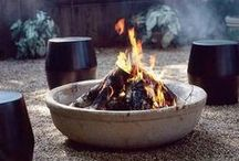 Excellent Fire Pits / A collection of some nice outdoor fire pits.