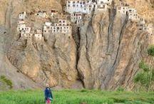 Travel:  Monastery