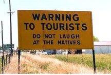 Travel: Street Signs