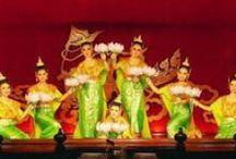 Travel:  Folk Dances