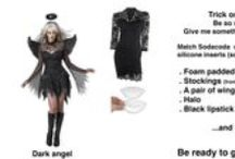 SodaCoda's Halloween Guide / Giving you fun and sexy Halloween Fancy Dress ideas with help from our SodaCoda Products!