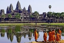 The Heart of Cambodia & Vietnam / A 'less touristy' view of these two fascinating countries. Starting in bustling  Phnom Penh then up the river  to Siem Reap where the exquisite temple complex of Angkor Wat will captivate and inspire you. The exploration continues as we cross the border. You will get a glimpse of the hidden heart of Vietnam. Its natural wonders are perfectly combined with cultural highlights. Trip concludes in Ho Chi Minh City. February 20th - March 9th 2016. For more details www.womensholidays.com