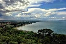 UMBRIA, Italy / Off-the-beaten path spots in Umbria, central Italy. Read all my blog-posts about #Umbria here: http://www.blocal-travel.com/italy/discover-lake-trasimeno-and-its-html/