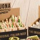 Buona Catering / For over 35 years, we've offered our guests a convenient way to bring the great tastes of BUONA® back to their homes or offices, picnics or meetings.