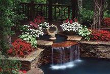 Garden: Waterfall