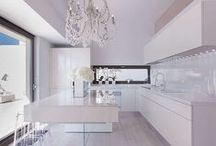 Dreamy kitchens / The most beautiful kitchens