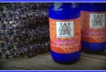 LAVENDER! / Lavender Essential Oil is Calming & Soothing.  Experience the benefits of Aromatherapy.