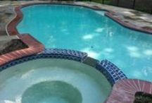Swimming Pool Renovations 2014 / Swimming pool tile, swimming pool coping, swimming pool resurfacing, swimming pool deck projects in Virginia, Maryland and Washington DC.