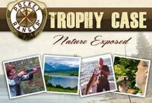 Pocket Ranger®'s Trophy Case® and Fish & Wildlife Apps / The best Fish & Wildlife apps with superior GPS mapping features.