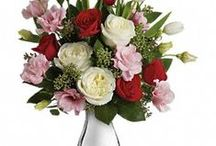 Anniversary Flowers / For celebrating that special day with your special loved one, check out PrevatteFlorist.com!