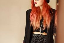 Makeup and Fashion / Gothic, Dark Mori Girl, Gypsy, BOHO, Dark BOHO, Bohemian Goth