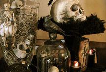 Home Ideas: Gothic & Dark BOHO / Gothic, BOHO, and Dark BOHO