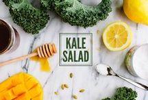 Kale - Healthiest Foods / Un nouvel invité est arrivé dans nos restaurants, le chou qui a rendu fous les américains : Le Kale ! Retrouvez le en topping ou alors réchauffez vous en le dégustant dans une délicieuse soupe. Le chou Kale est surnommé «Nouveau Bœuf», «Reine des Légumes Verts» et «Usine à nutrition» !  Voici 10 très bonnes raisons d'inclure plus de Kale dans votre alimentation!