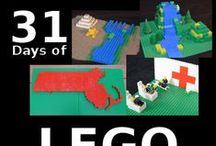 LEGO Homeschooling / LEGO activities to do with homeschoolers